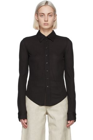 Bottega Veneta Viscose Shirt