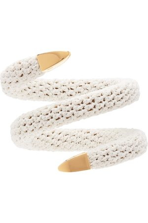 Bottega Veneta And Crochet Bracelet