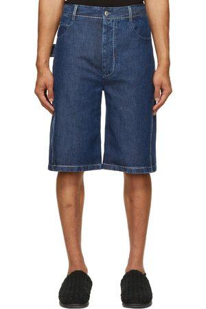Bottega Veneta Padded Fluid Shorts