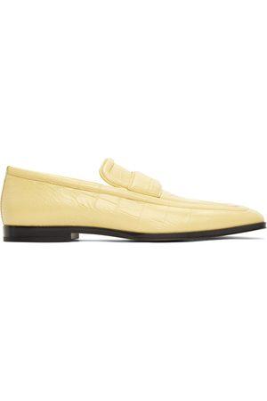 Bottega Veneta Croc Loafers