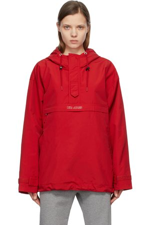 Converse Women Parkas - Kim Jones Edition Half-Zip Parka