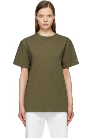 Converse Women T-shirts - Khaki Kim Jones Edition Cotton T-Shirt
