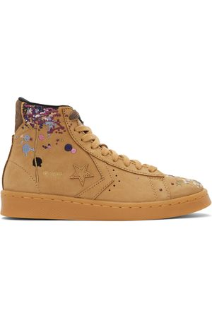 Converse Women Sneakers - Bandulu Edition Pro Leather High Sneakers