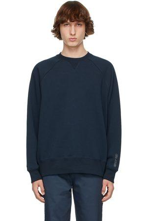 Converse Men Sweatshirts - Navy Kim Jones Edition Crewneck Sweatshirt
