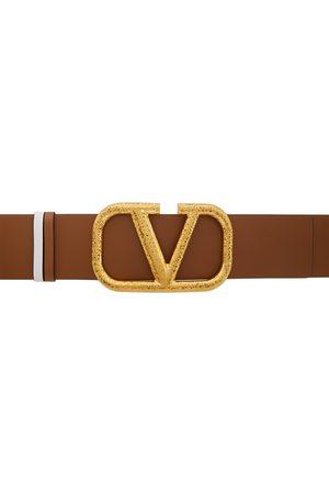 VALENTINO GARAVANI Reversible and VLogo Belt