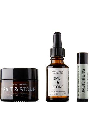 Salt And Stone The Face Set 3 Skin Care Set
