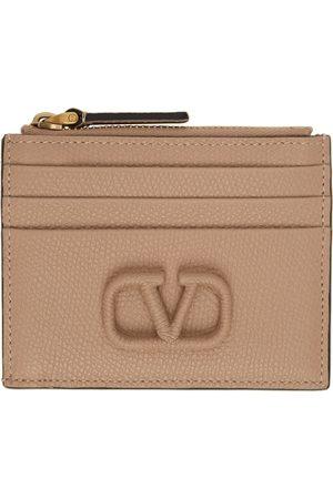VALENTINO GARAVANI VLogo Zip Card Holder