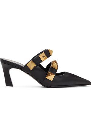 VALENTINO GARAVANI Women Heels - Roman Rockstud Strap Heels