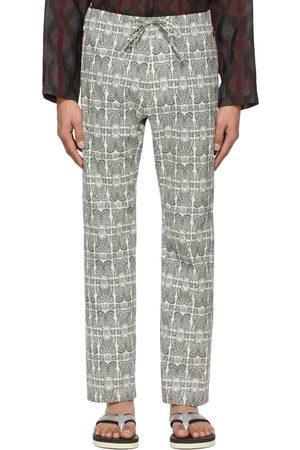 Pins & Needles And Ripstop Zipped Lounge Pants