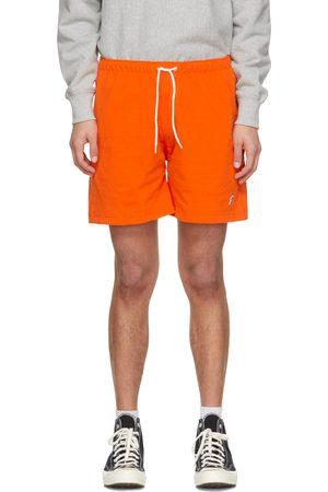 Noah NYC Men Shorts - Winged Foot Rugby Shorts