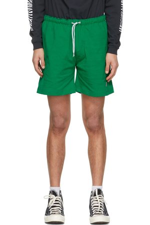 Noah NYC Winged Foot Rugby Shorts