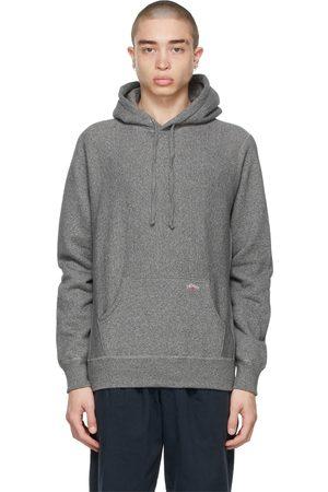 Noah NYC Grey Zip Hoodie
