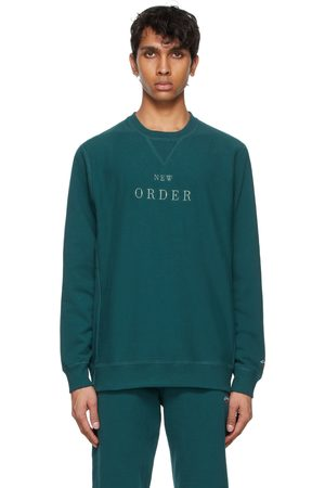Noah NYC New Order Edition Embroidered Temptation Sweatshirt
