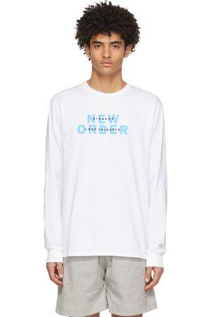 Noah NYC New Order Edition Bizarre Love Triangle Long Sleeve T-Shirt