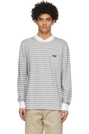 Noah NYC Men Sweatshirts - And Jacquard Knit Sweatshirt