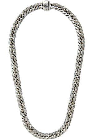 EMANUELE BICOCCHI SSENSE Exclusive Herringbone Chain Necklace
