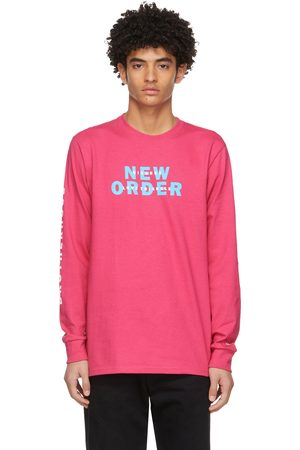 Noah NYC New Order Edition Bizarre Love Triangle Long Sleeve T-Shirt