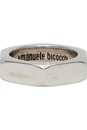 EMANUELE BICOCCHI Men Rings - Bolt Ring