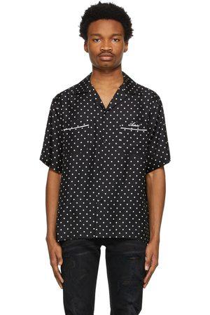 AMIRI Silk Polka Dot Shirt
