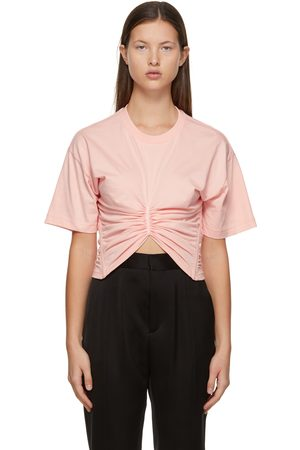 Y / PROJECT Women Corsets - Ruched Corset T-shirt