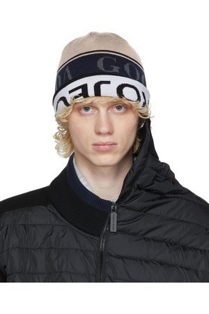 Y / PROJECT Men Beanies - Reversible Canada Goose Edition Wool Beanie