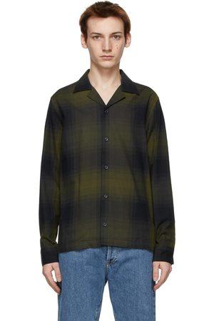Saturdays NYC Check Flannel Marco Shirt
