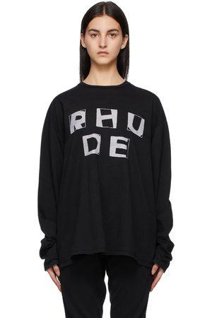 Rhude Haus Long Sleeve T-Shirt