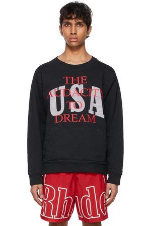 Rhude Men Sweatshirts - Dreamers Crew Sweatshirt
