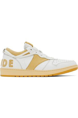 Rhude And Rhecess Low Sneakers