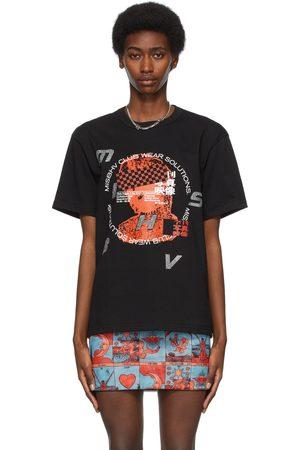 MISBHV Women T-shirts - Rhinestone Tokyo T-Shirt