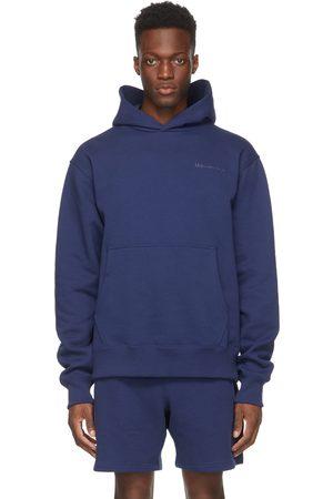 adidas Navy Basics Hoodie