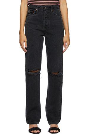 GRLFRND Women Jeans - Ripped Mica Jeans