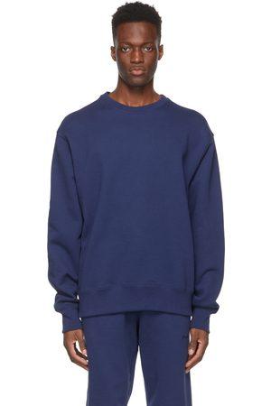 adidas Navy Basics Sweatshirt