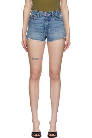 GRLFRND Women Shorts - Denim Cindy Shorts