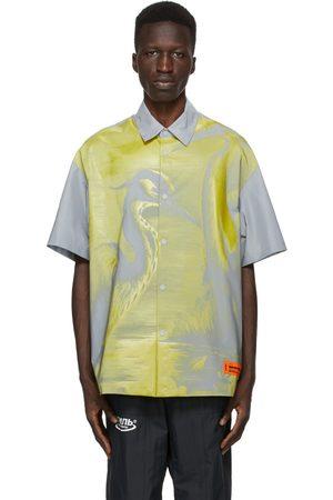 Heron Preston Men Shirts - Reflex Shirt