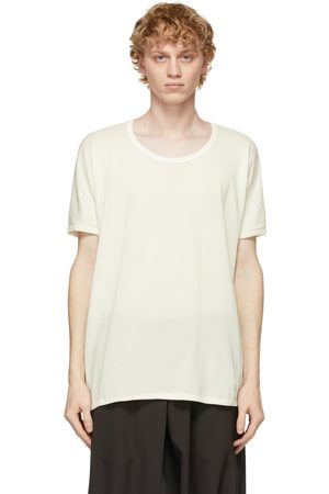 JAN JAN VAN ESSCHE Men T-shirts - Off- Regular Fit 66 T-Shirt