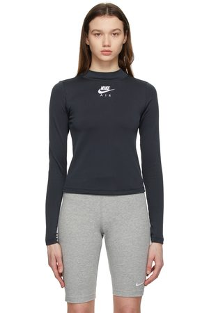 Nike And Grey NSW Air Turtleneck