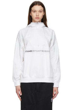 Nike Women Hoodies - NSW Mix Hoodie