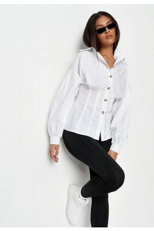 adidas Poplin Corset Shirt