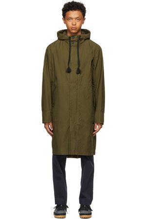 Moncler Genius 5 Moncler Craig Khaki Actinemys Coat