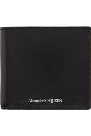Alexander McQueen Men Wallets - Logo Bifold Wallet