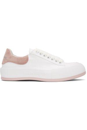 Alexander McQueen And Deck Plimsoll Sneakers