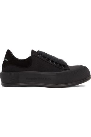 Alexander McQueen Deck Plimsoll Sneakers