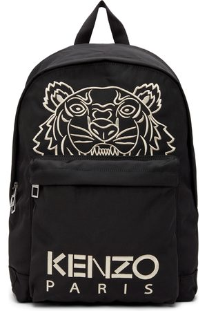 Kenzo Embroidered Kampus Tiger Backpack