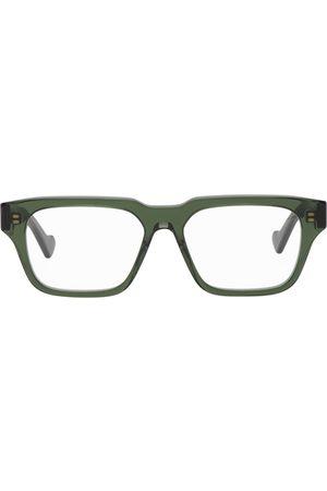 Gucci Men Sunglasses - Transparent Square Shiny Glasses