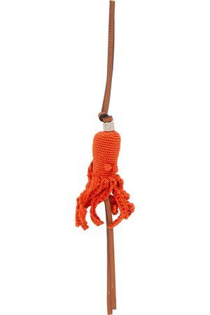Loewe Women Keychains - And Paulas Ibiza Crochet Octopus Keychain