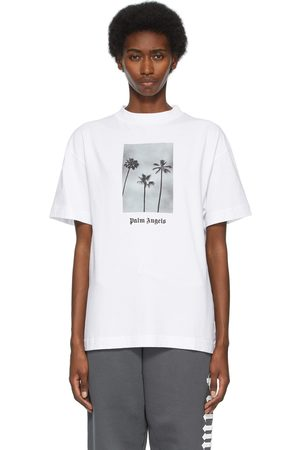 Palm Angels Palm Trees Boulevard T-Shirt