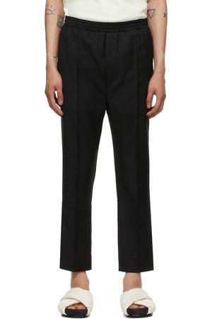TOM WOOD Wool Elastic Trousers