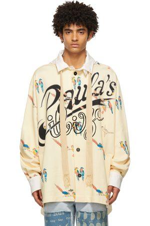 Loewe Yellow Paula's Ibiza Parrot Hoodie Jacket