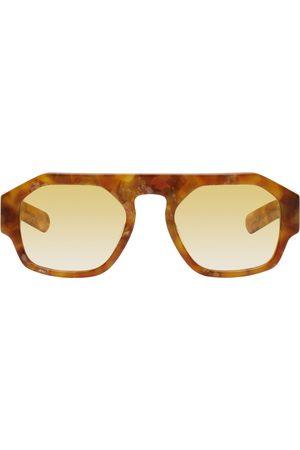 FLATLIST Men Sunglasses - Orange Lefty Sunglasses